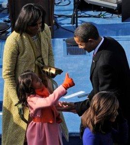 APTOPIX Obama Inauguration